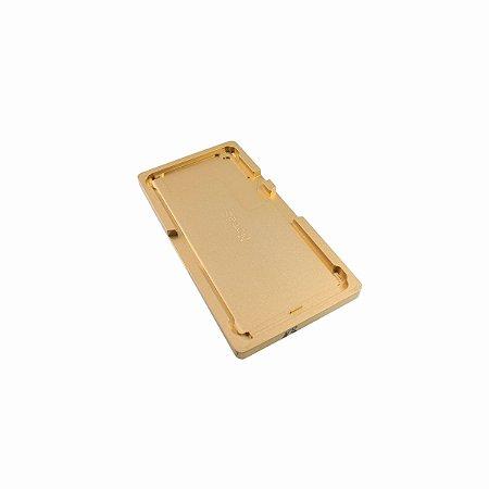 Molde Aluminio Laminação OCA Reparação LCD Samsung Note 8