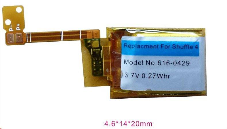 Bateria Ipod Shuffle 4 616-0548 3.7v 0.19whr