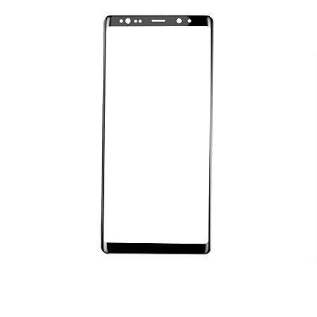 Vidro Frontal Samsung Note 8 Original Preto
