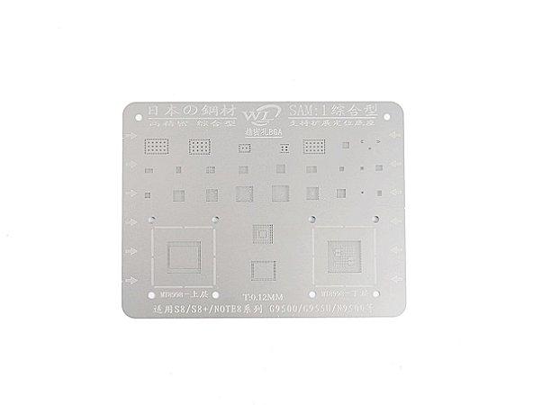 Stencil Para Reballing E Bga Samsung SAM1