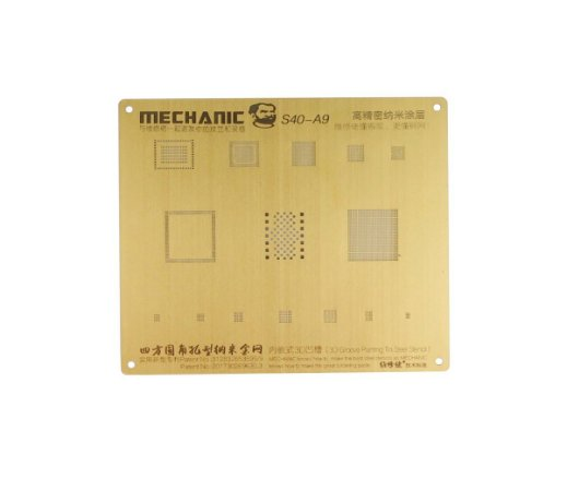 Stencil Bga 3D Mechanic A9 S40 compativel iPhone 6S