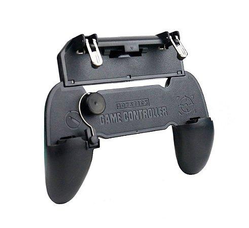 Suporte Gamepad Joystick para Celular W11+ Preto