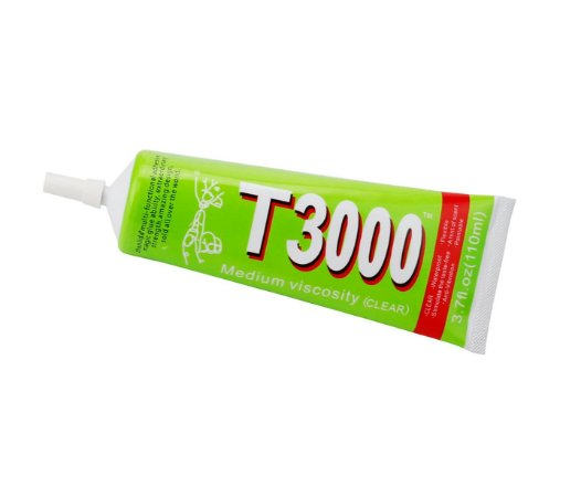 Cola Profissional T3000 Zhanlida 110ml Incolor