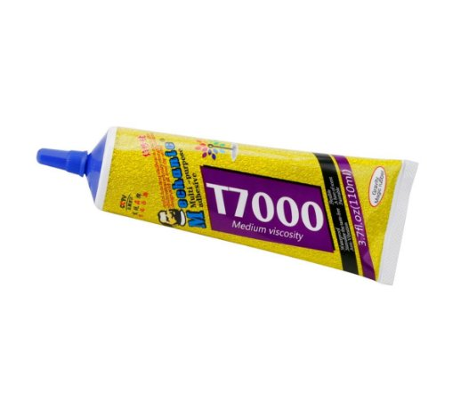 Cola Profissional T7000 Mechanic 110ml Preta