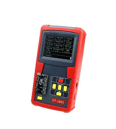 Testador de Baterias DT-1601 para Smartphone do 4S ao XSM