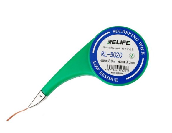Malha Dessoldadora Relife 3020 3.0mm 2 Metros