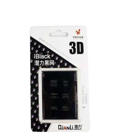 Stencil 3D iBlack Qianli EMMC General DDR