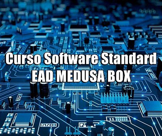 Curso Software Ead Standard Box Medusa