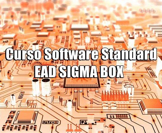 Curso Software Ead Standard Sigma Box
