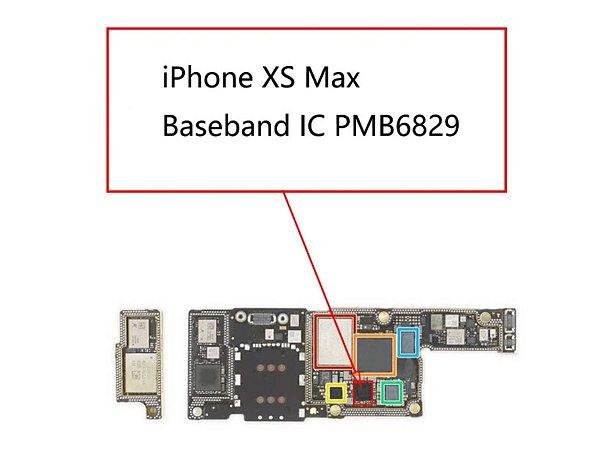 IC Pmic PMB6829 IPhone XS XS MAX