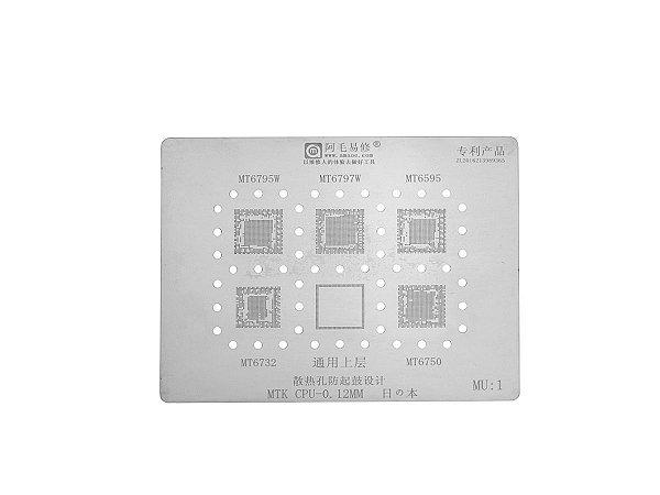 Stencil MTK CPU 0.12mm Amaoe MU1