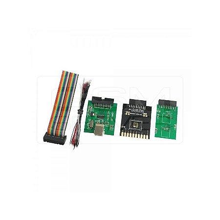 Adaptador eMMC ISP Tool UMT Box