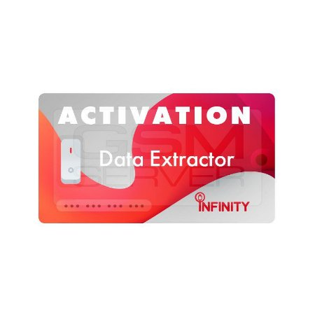 Ativacao Data Extractor Infinity Best Dongle