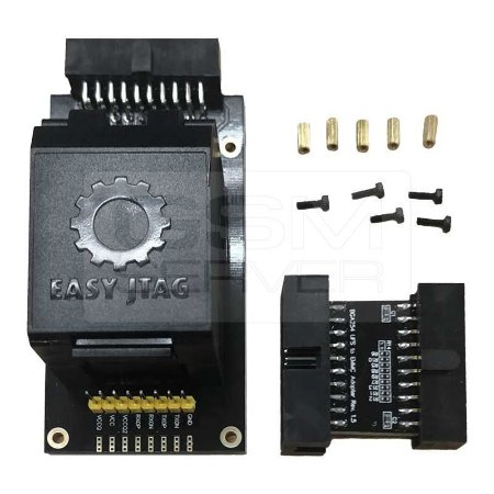 Adaptador Z3X Easy Jtag Plus UFS BGA 254