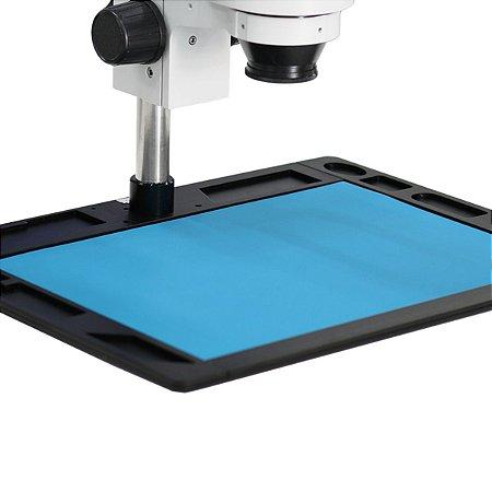 Base Plataforma Aluminio Microscopio TE 507