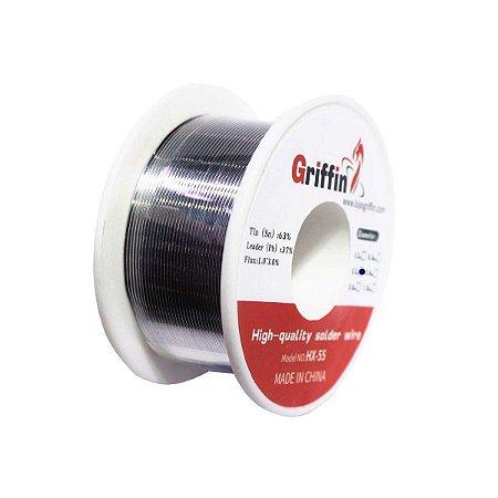 Estanho Para Solda Griffin HX-55 0.5mm