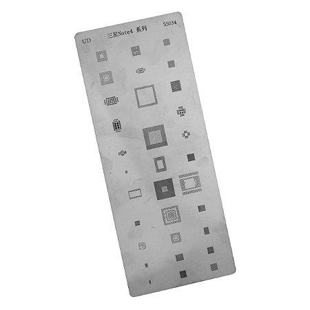 Stencil UD Samsung Note 4 S5034