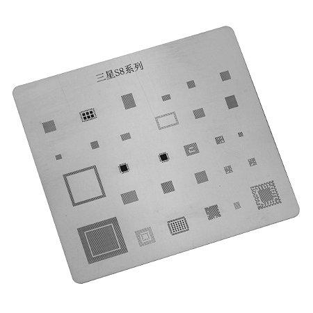 Stencil Samsung S8
