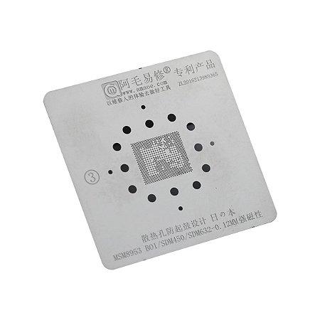 Stencil Amaoe MSM8953 B01 SDM450 SDM632