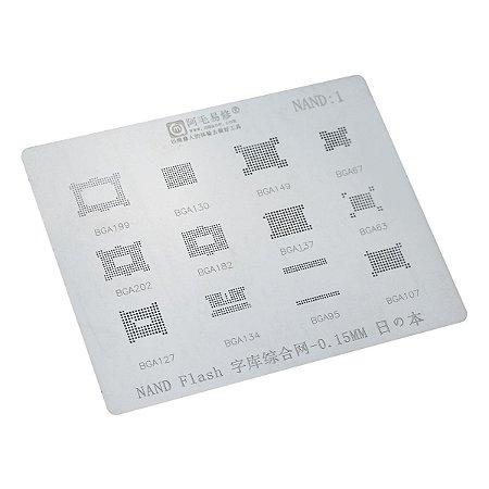 Stencil Amaoe NAND 1