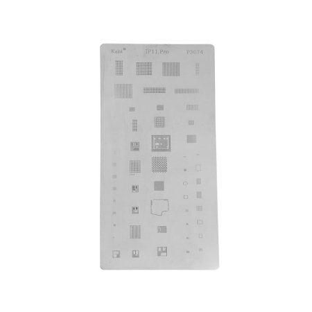 Stencil para Reballing E Bga Iphone 11 Pro P3074