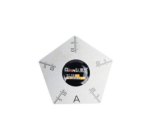 Espatula Abrir Celular Ultra Fina Qianli Modelo A