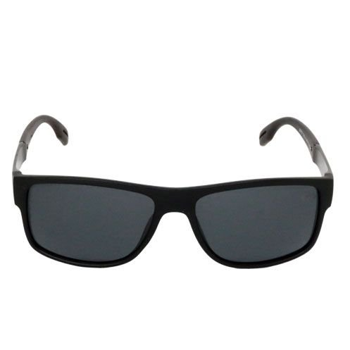 Óculos de Sol Quadrado Preto Fosco