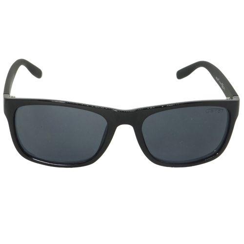 Óculos de Sol Quadrado Preto Geror