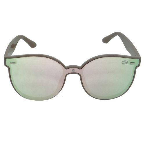 Óculos de Sol Quadrado Rosa Geror