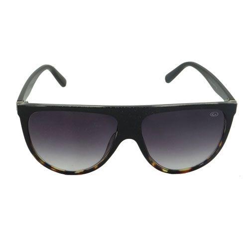 Óculos de Sol Clubmaster Preto