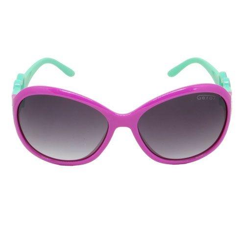 Óculos de Sol Máscara Rosa