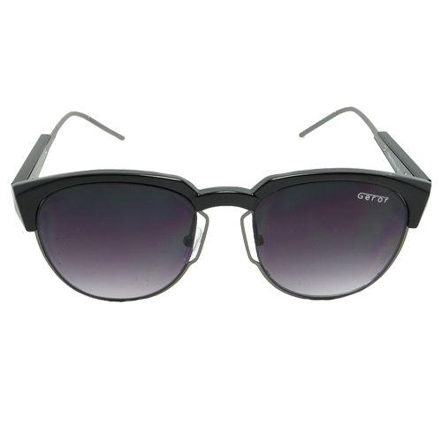Óculos de Sol Retrô Preto Pequeno Defeito - GEROR ÓCULOS DE SOL e905015729