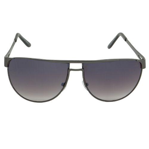 Óculos de Sol Retrô Preto Pequeno Defeito