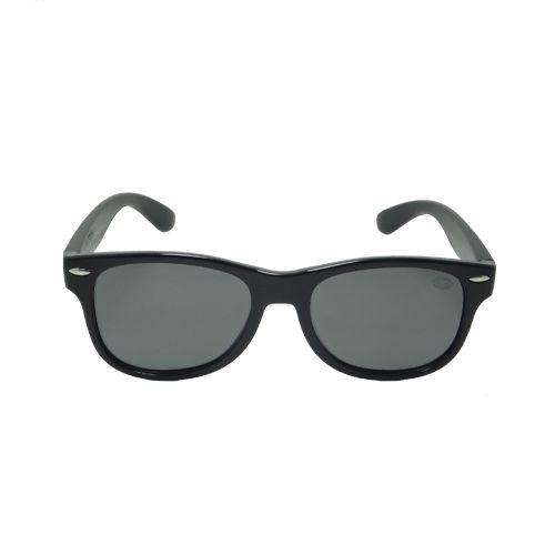 Óculos de Sol Infantil Retrô Preto - GEROR ÓCULOS DE SOL 2c4aa5ea33