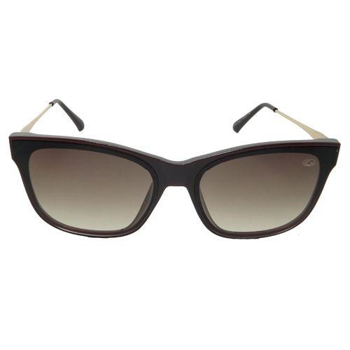 Óculos de Sol Quadrado Marrom - GEROR ÓCULOS DE SOL bdd3dc59cc