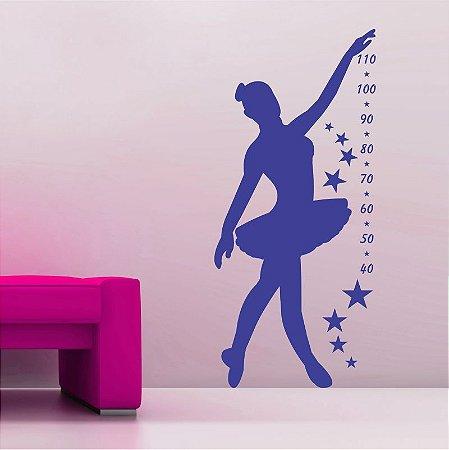 Adesivo Alturinha Bailarina