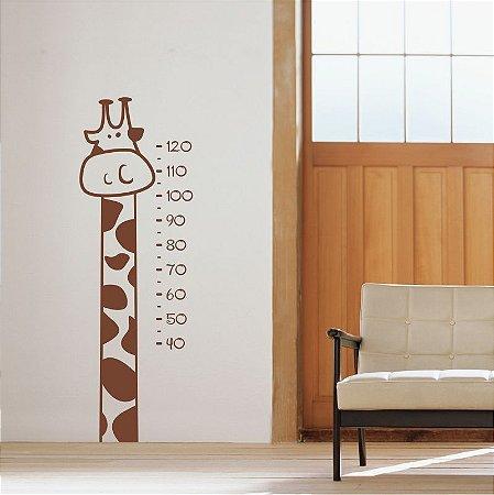 Adesivo Alturinha Pescoço Girafa
