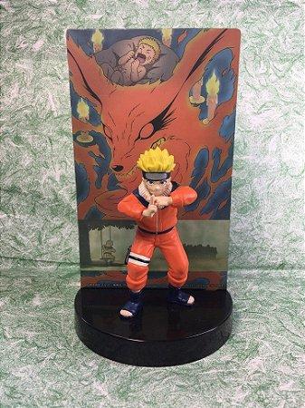 Uzumaki Naruto - Naruto - Banpresto -Loose