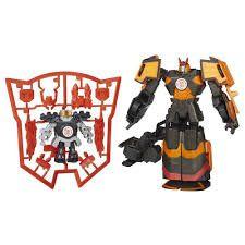 Hasbro Transformers Robots in Disguise Drift & Jetstorm Mini-con Deployers