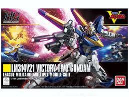 Model Kit Bandai Gundam HG Victory Two LM314V21 Escala 1/144
