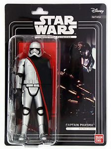Star Wars  Movie Collection Capitã Phasma BANDAI