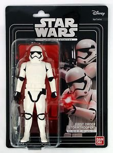 Star Wars Movie Collection First Order Storm Trooper BANDAI