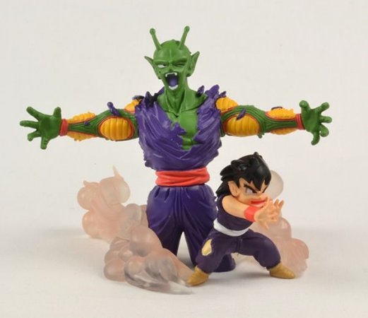Bandai Dragon Ball Z Imagination Figure Piccolo e Gohan Criança  Gashapon