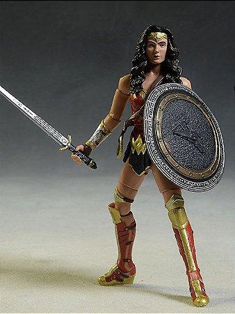 Wonder Woman (Mulher Maravilha) - Batman VS  Superman