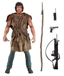 Jonh J Rambo - First Blood - Survival Version - Neca
