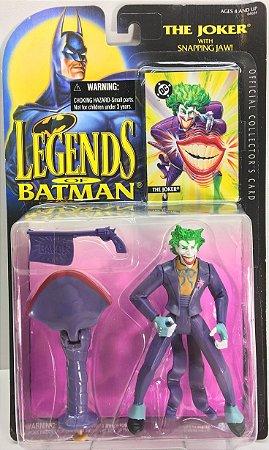 Joker (Coringa) - Legends of  Batman - Kenner