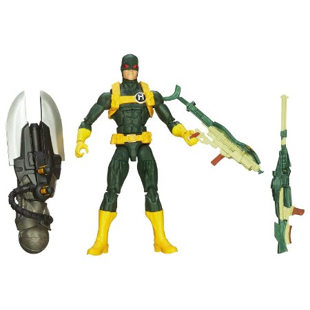 Hasbro Marvel Legends Agent of Hydra Infinity Series BAF Mandroid