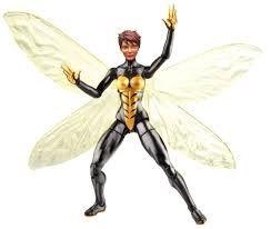 Wasp (Vespa) - Infinity Series - BAF Ultron - Marvel legends - Hasbro