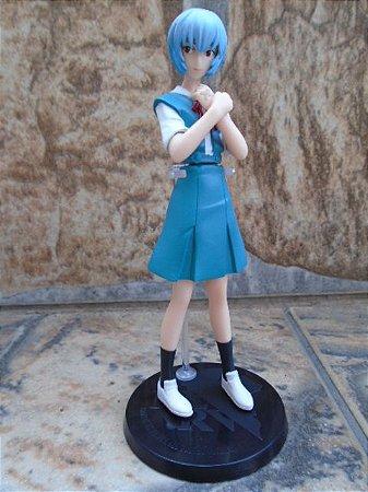 Bandai Styling Evangelion Rei ayanami Colegial