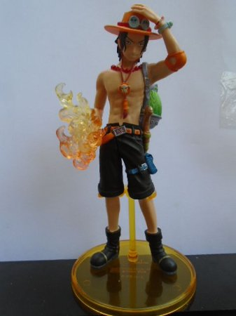 Bandai One Piece Super Styling Portgas D. Ace